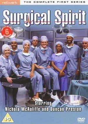 Surgical Spirit: Series 1 Online DVD Rental