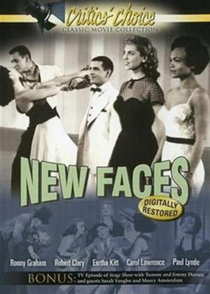 New Faces Online DVD Rental