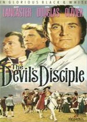 Rent The Devil's Disciple Online DVD Rental