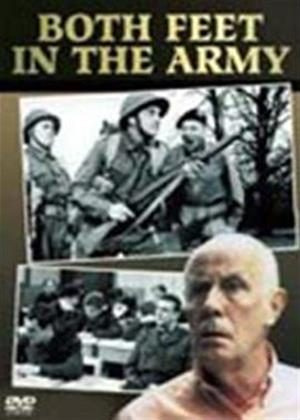 Rent Both Feet in the Army with Richard Wilson Online DVD Rental