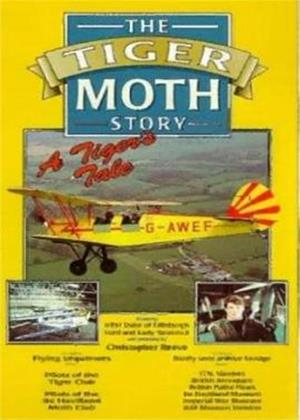 Rent A Tiger's Tale: The Tiger Moth Story Online DVD Rental