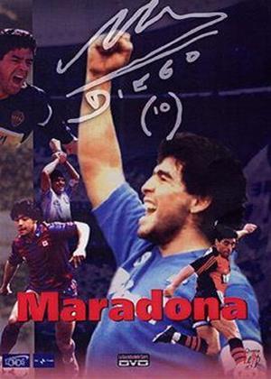 Diego Maradona: His Life Online DVD Rental
