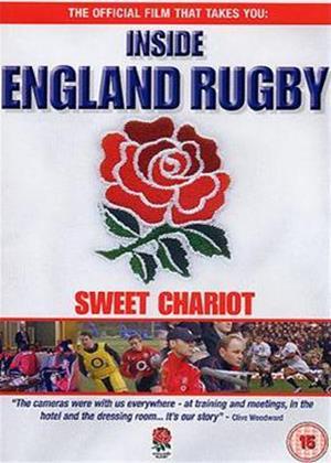 Rent Inside England Rugby: Sweet Chariot Online DVD Rental