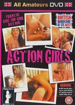 Rent Action Girls Online DVD Rental