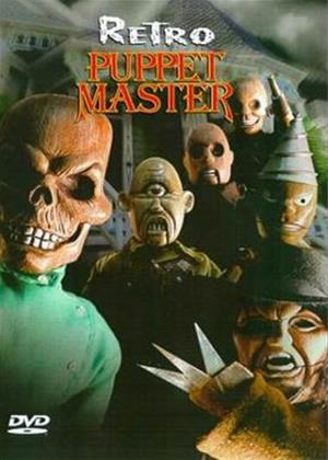 Rent Retro Puppetmaster Online DVD Rental