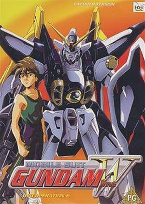 Rent Gundam Wing: Vol.6 (aka Shin kidô senki Gundam W) Online DVD Rental