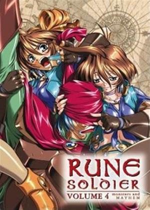 Rune Soldier: Vol.4 Online DVD Rental
