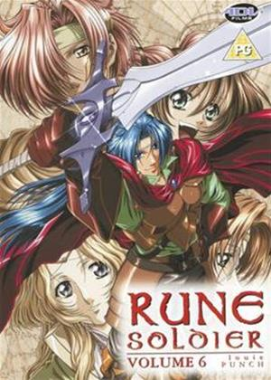 Rent Rune Soldier: Vol.6 Online DVD Rental