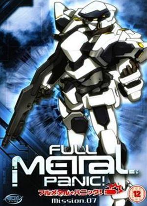 Rent Full Metal Panic: Mission 7 Online DVD Rental
