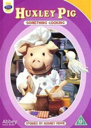 Huxley Pig: Something Cooking Online DVD Rental
