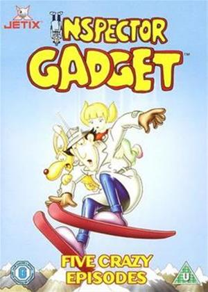 Rent Inspector Gadget: Five Crazy Episodes Online DVD Rental