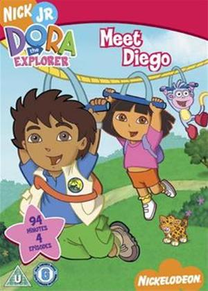 Dora the Explorer: Meet Diego Online DVD Rental