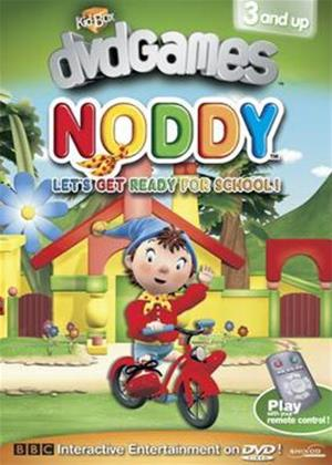 Noddy: Let's Get Ready Online DVD Rental