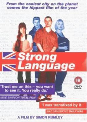 Strong Language Online DVD Rental