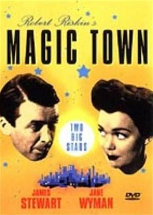 Magic Town Online DVD Rental