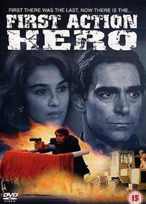 Rent First Action Hero Online DVD Rental