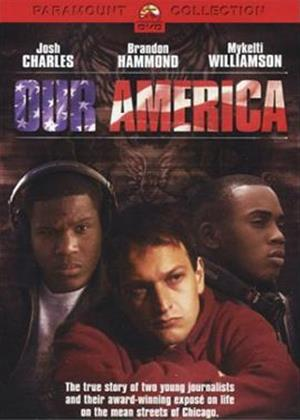 Our America Online DVD Rental