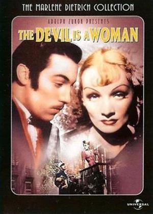 Rent The Devil Is a Woman Online DVD Rental