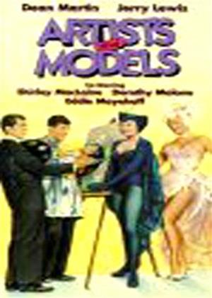 Artists and Models Online DVD Rental
