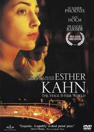 Esther Kahn Online DVD Rental