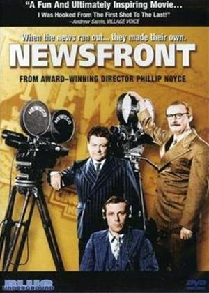 Rent Newsfront Online DVD Rental