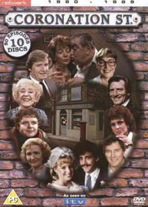 Coronation Street: 1980 to 1989 Online DVD Rental