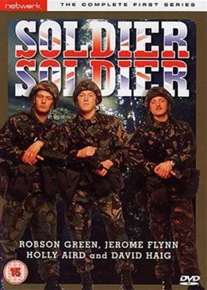 Soldier Soldier: Series 1 Online DVD Rental