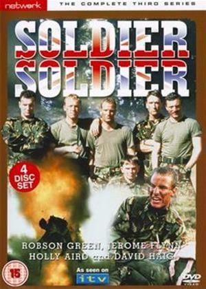 Soldier Soldier: Series 3 Online DVD Rental