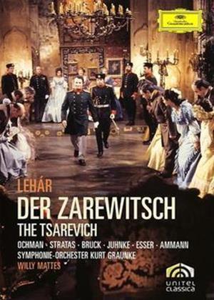 Rent Lehar: Der Zarewitsch Online DVD Rental