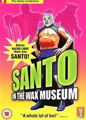 Santo in the Wax Museum Online DVD Rental