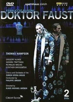 Busoni: Doktor Faust Online DVD Rental