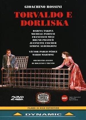 Rent Rossini: Torvaldo E Dorliska Online DVD Rental