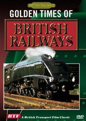 Rent Golden Times of British Railways Online DVD Rental