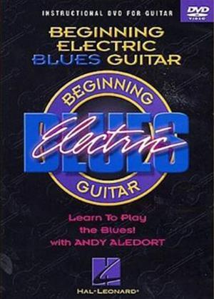 Rent Beginning Electric Blues Guitar: Instructional Online DVD Rental