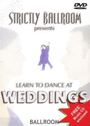 Rent Learn to Dance at Weddings: Ballroom Online DVD Rental