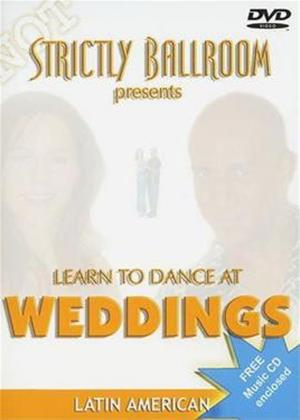 Rent Learn to Dance at Weddings: Latin American Online DVD Rental