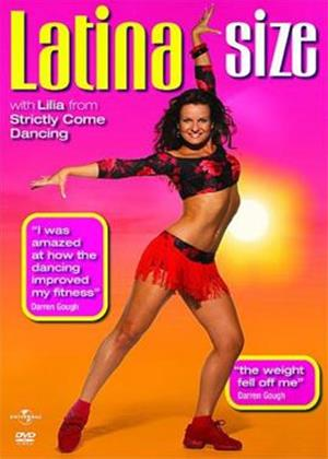 Rent Lilia's Latin Body Workout Online DVD Rental