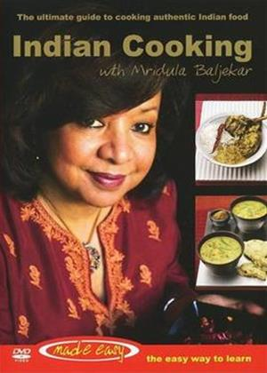 Indian Cooking Made Easy Online DVD Rental