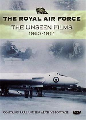 Royal Air Force: The Unseen Films 1960-1961 Online DVD Rental