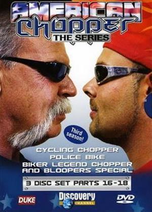 Rent American Chopper: Series 3: Parts 16-18 Online DVD Rental