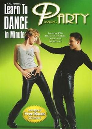 Learn to Dance in Minutes: Party Dancing Online DVD Rental