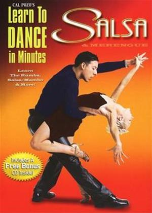Learn to Dance in Minutes: Salsa and Merengue Online DVD Rental