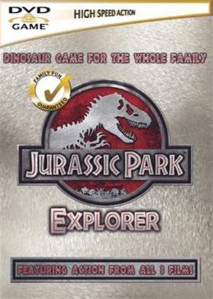 Rent Jurassic Park DVD Game Online DVD Rental