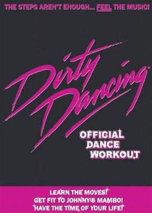 Rent Dirty Dancing: The Official Dance Workout Online DVD Rental