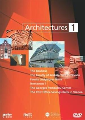Rent Architectures: Vol.1 Online DVD Rental