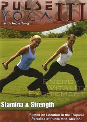 Pulse Yoga: Stamina and Strength Online DVD Rental