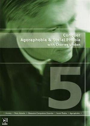 Conquer Agoraphobia and Social Phobia with Charles Linden Online DVD Rental