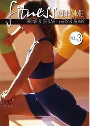 Rent Fitness at Home: Vol.3 Online DVD Rental