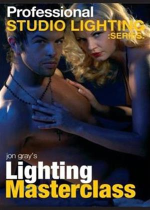 Rent Jon Gray's Lighting Masterclass Online DVD Rental