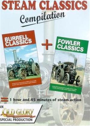 Steam Classics Compilation Online DVD Rental
